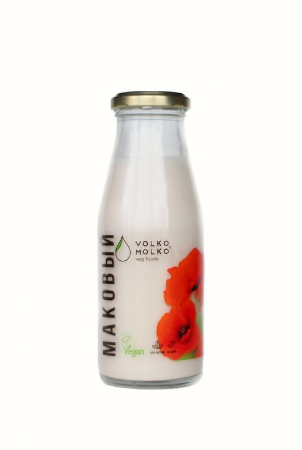 Маковое молочко, 250мл.