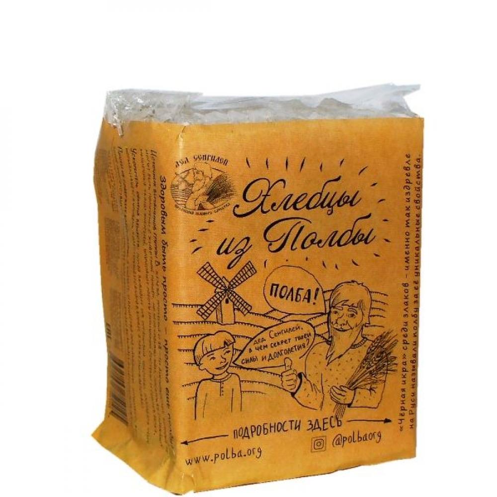 Хлебцы из полбы плоские, 75 гр.