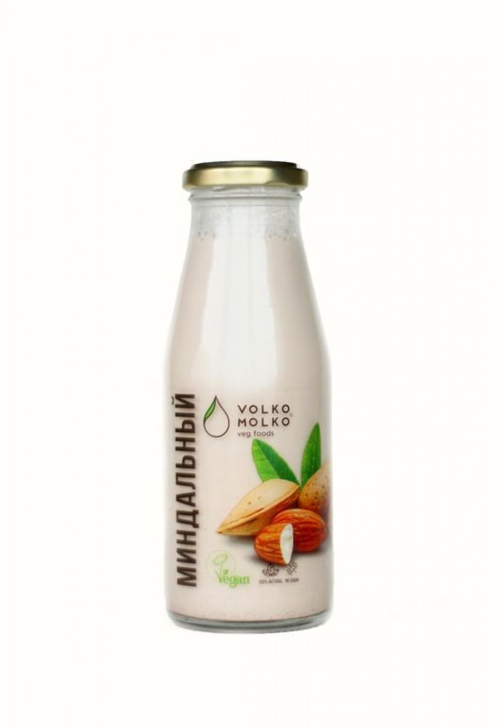 Миндальное молочко, 250мл.