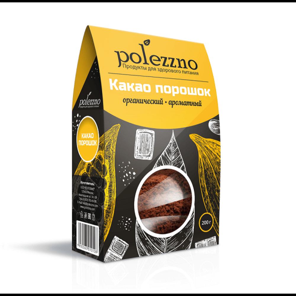 Какао-порошок натуральный, 500гр.