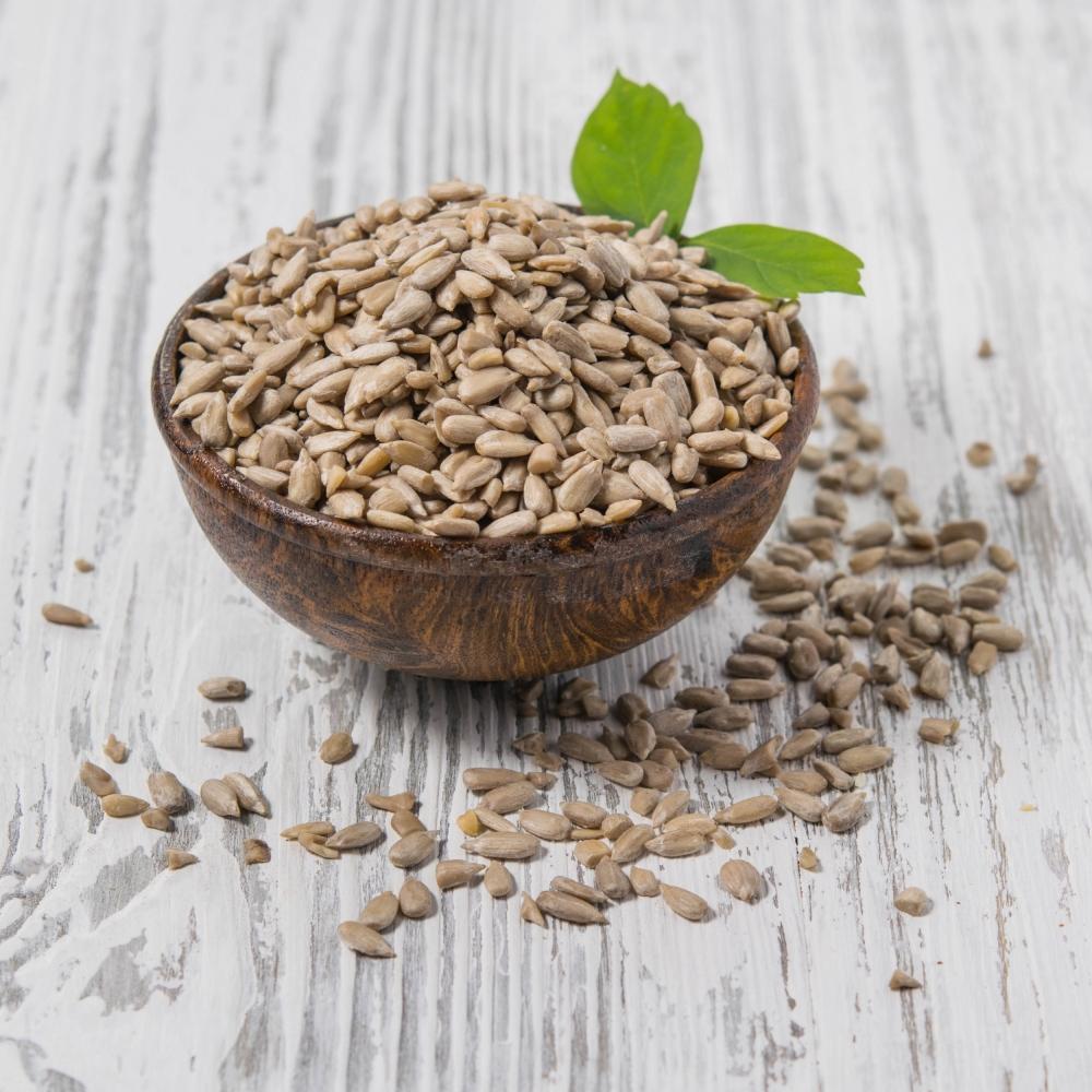 Семена подсолнечника очищенные, 500гр.