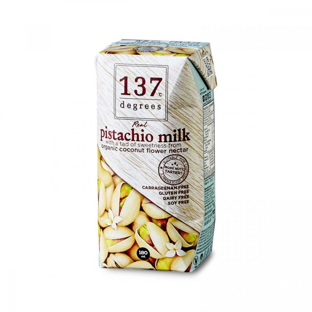 Фисташковое молоко, 180мл.