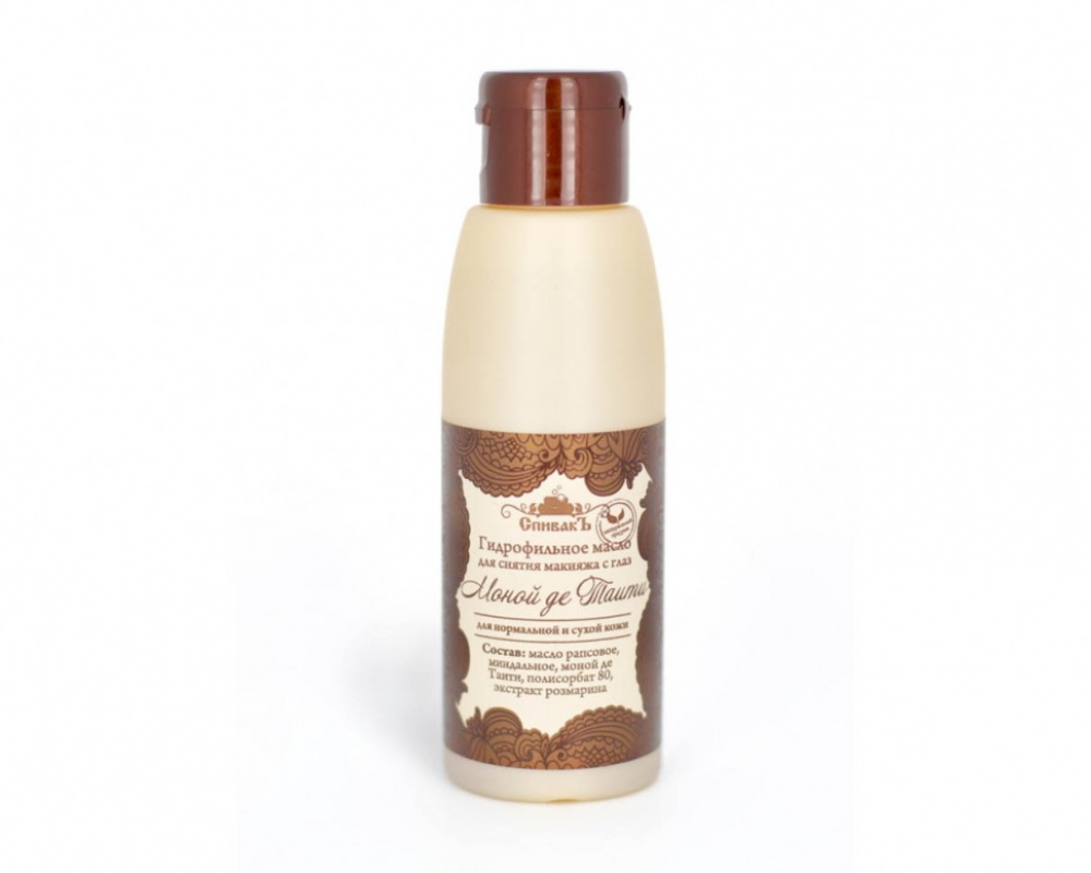 Гидрофильное масло Моной де Таити, 100гр. Спивакъ