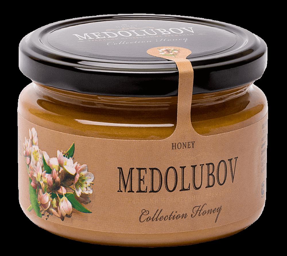 Крем-мед гречишный, 250мл.