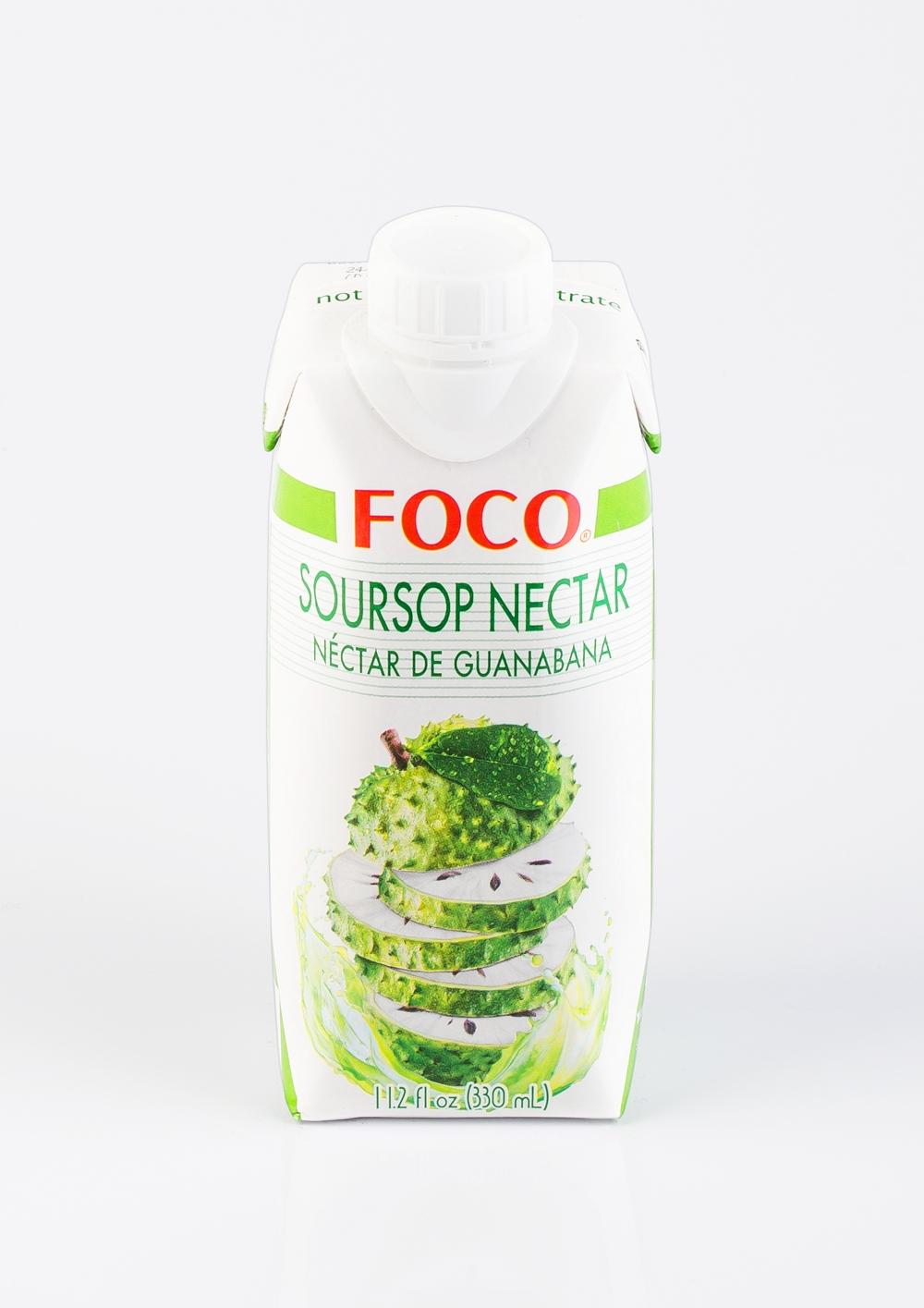Нектар гуанабаны Foco