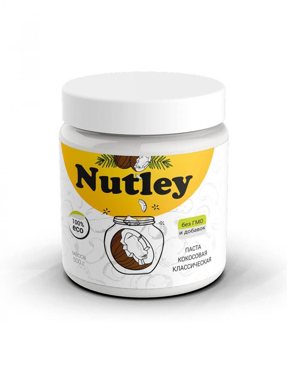 Кокосовая паста Nutley