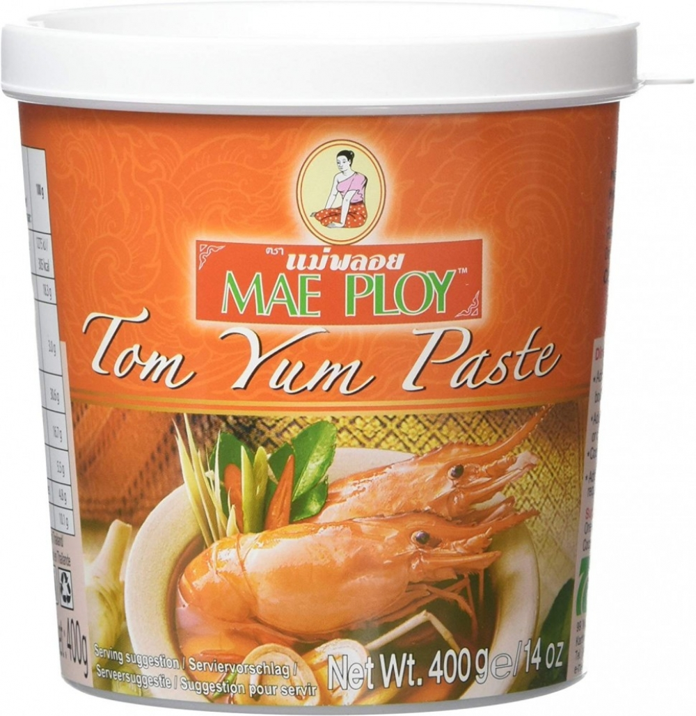 Паста Том Ям MAE PLOY, 400г.