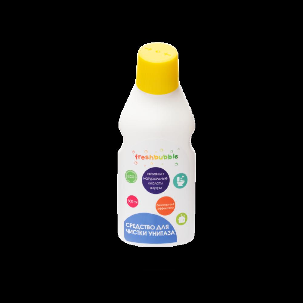 Средство для чистки унитаза, FreshBubble