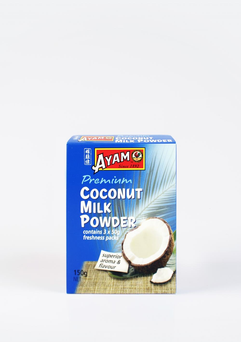 Сухое кокосовое молоко,  150гр.