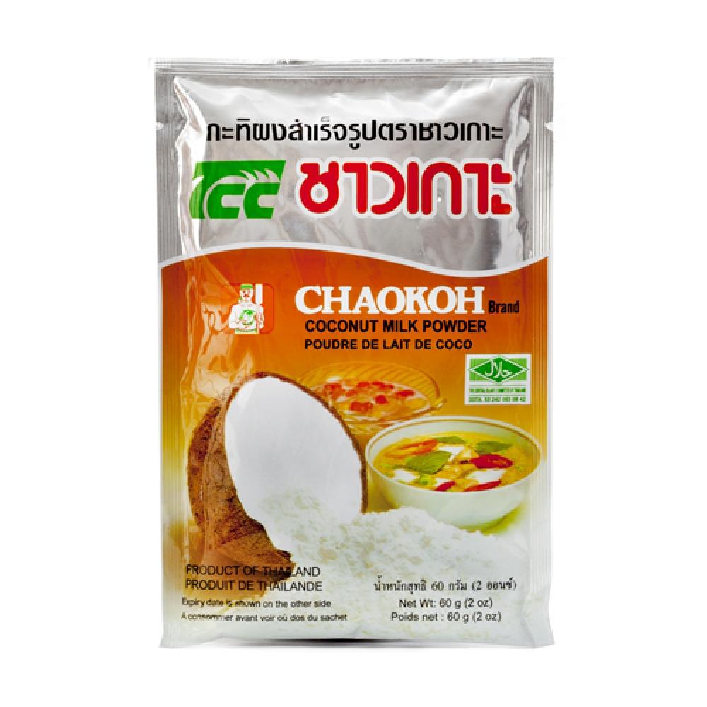 Сухое кокосовое молоко, CHAOKON, 60гр.