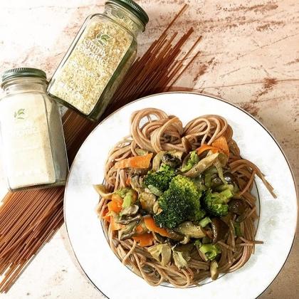 Спагетти из полбы, 400гр. Дед Сенгилей