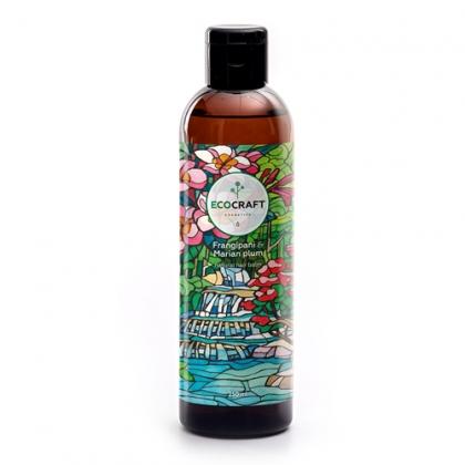 """Бальзам для восстановления волос """"Франжипани и марианская слива"""", 250 мл, Ecocraft"""