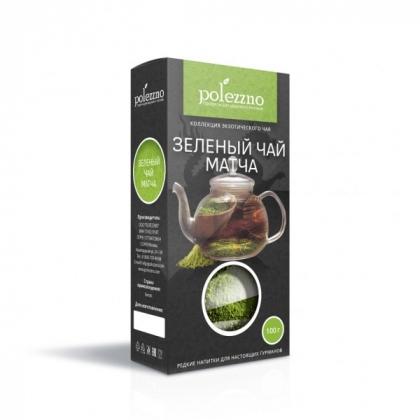 Зеленый чай Матча