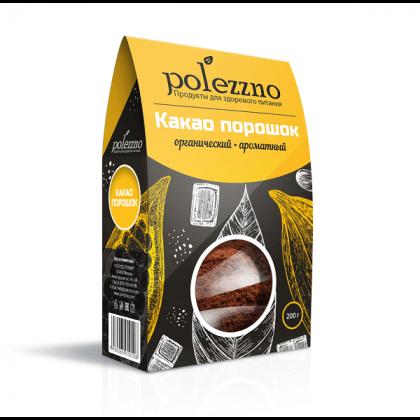 Какао-порошок натуральный, 200гр.