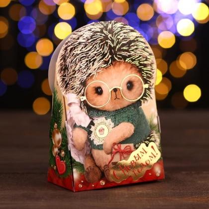 "Детский новогодний подарок БЕЗ САХАРА ""Ежик Тим"""