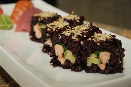 """Органический тайский черный рис """"Жасмин"""", 1 кг"""