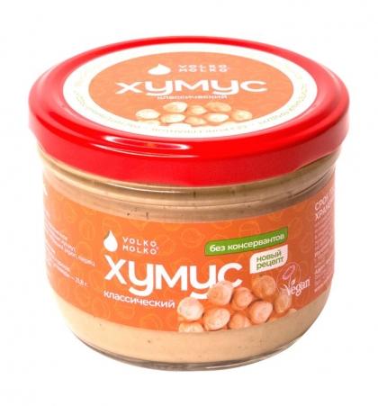 Хумус классический, 200 г, VolkoMolko