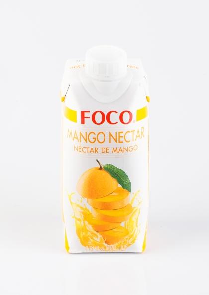 Нектар манго Foco, 330мл.