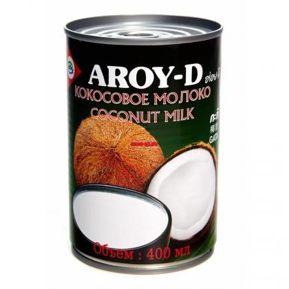 Кокосовое молоко Aroy-d, 400мл, ж/б