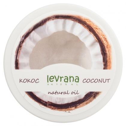 Масло кокосовое, 150мл. Levrana