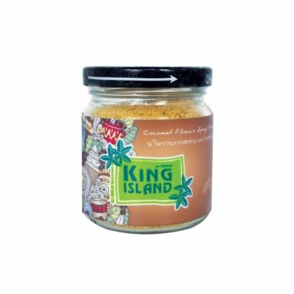 Кокосовый сахар, KING ISLAND, 100гр.