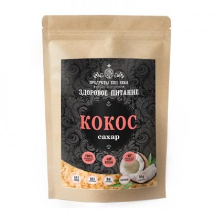 Кокосовый сахар, 200 г, Продукты XXII века