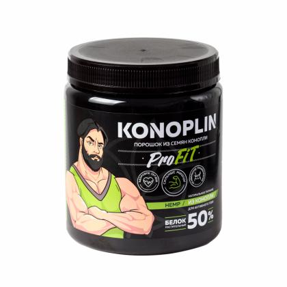 Конопляный протеин KONOPLIN, 500г