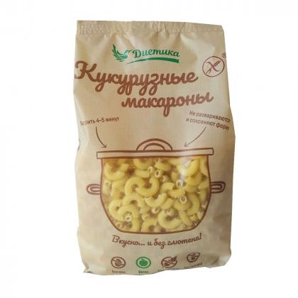 Макароны кукурузные, 300гр. без глютена
