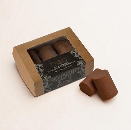 Низкоуглеводный шоколадно-ореховый батончик (5 шт.), Bob