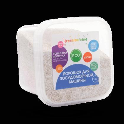 Порошок для посудомоечной машины, усиленная формула FreshBubble