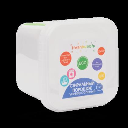 Порошок для стирки белья универсальный FreshBubble