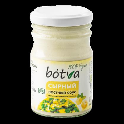 Постный соус Сырный, 180г, Botva