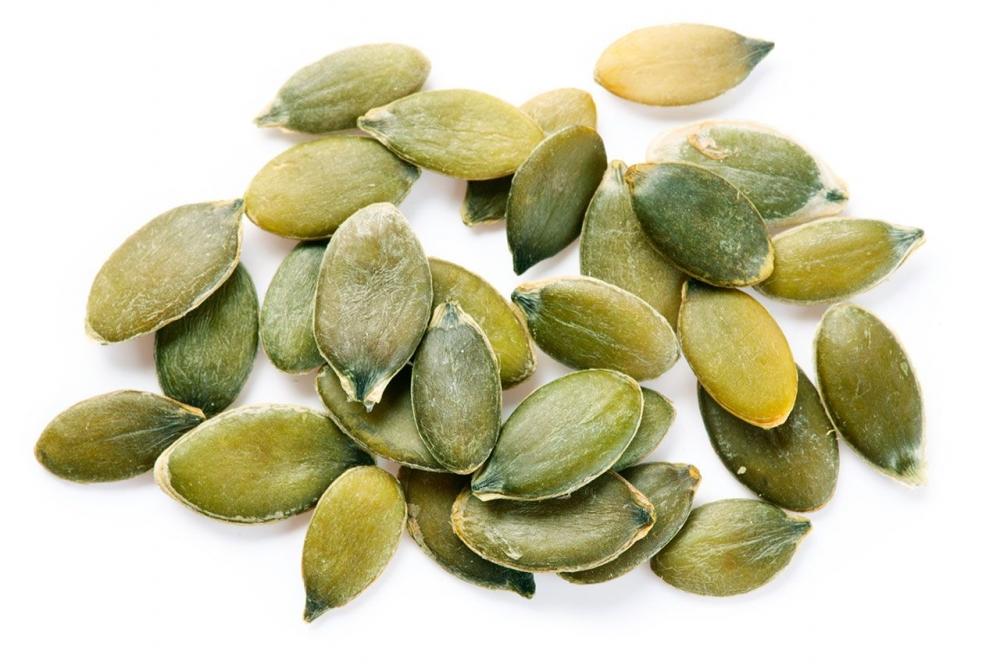 Семена тыквы очищенные, 100гр.