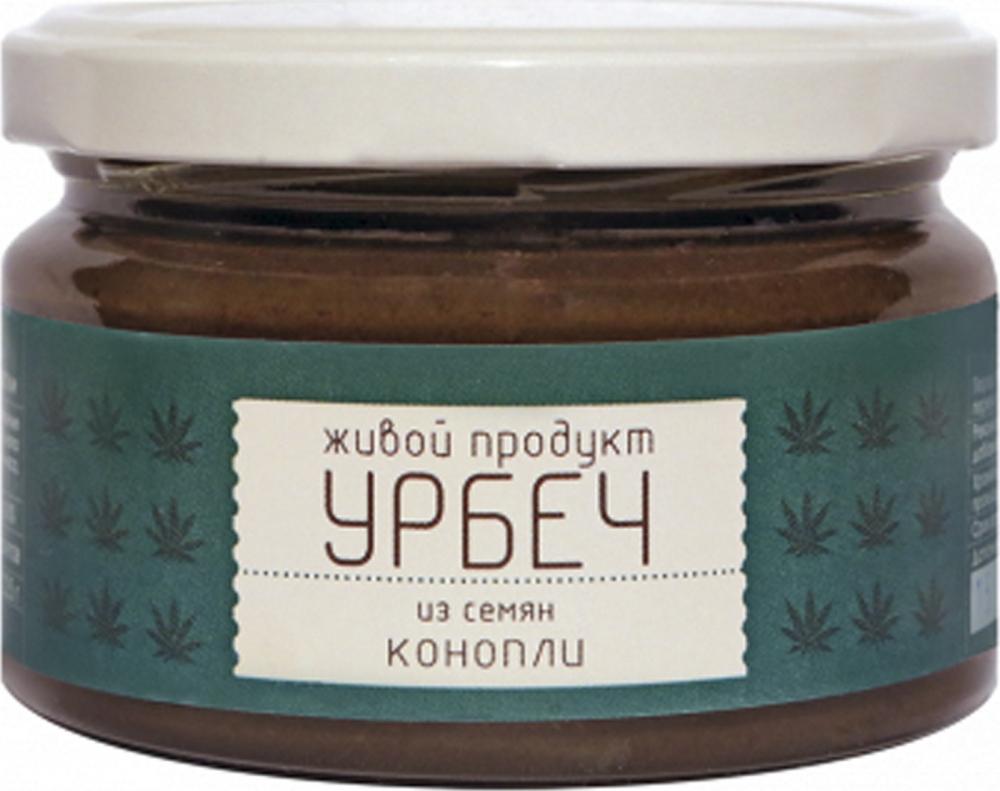 Урбеч из семян конопли, Живой продукт